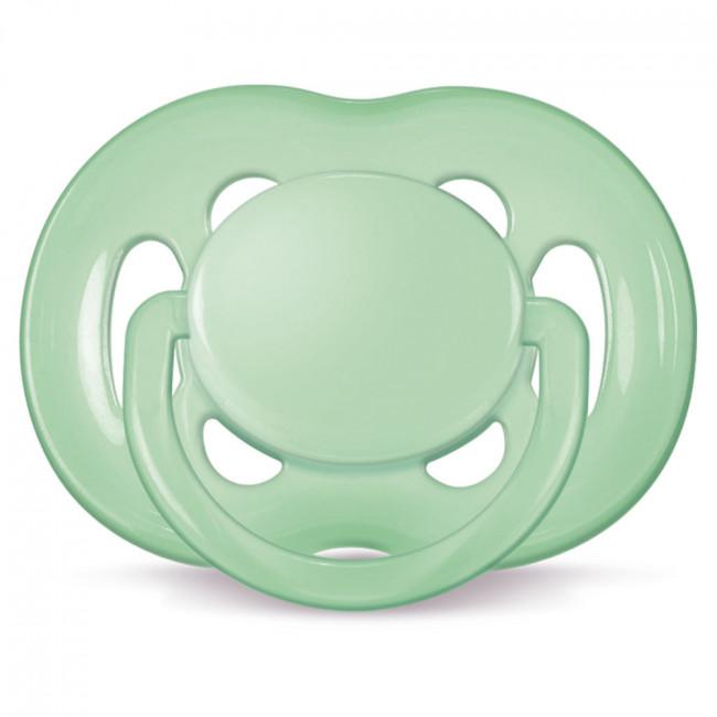 AVENT CHUP 6-18M FF BPA VDEX1