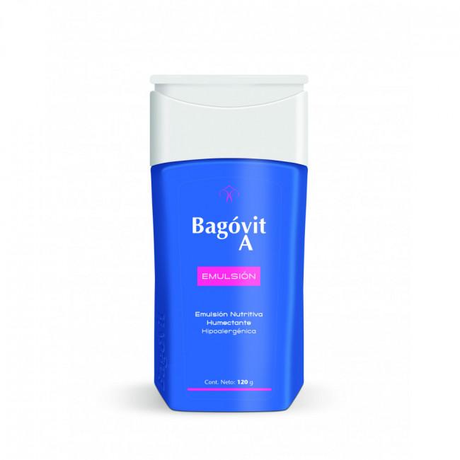 BAGOVIT A  EMULS X 120 G