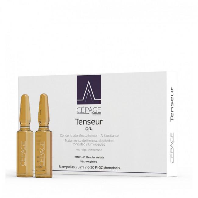 TENSEUR AMP MONODOSIS 3ML X 8
