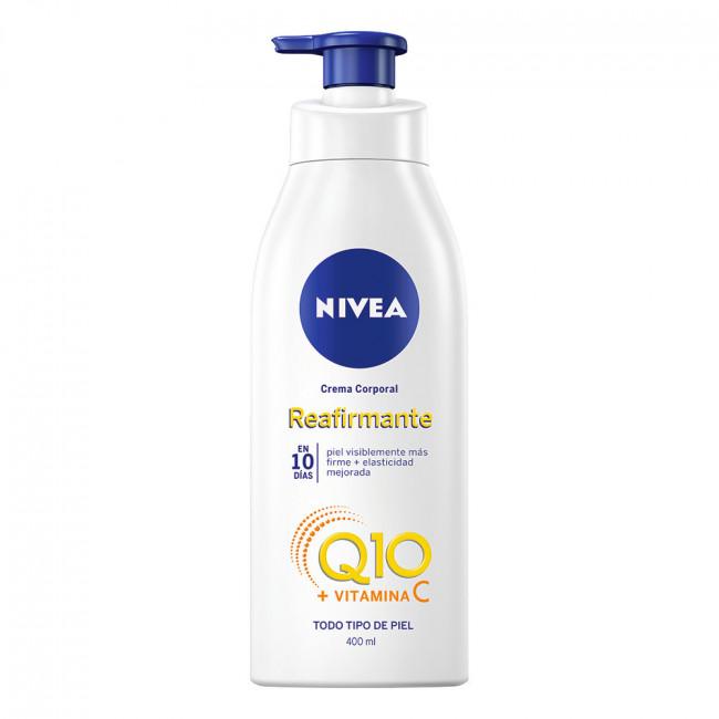 NIVEA BODY Q10 PLUS    X400ML