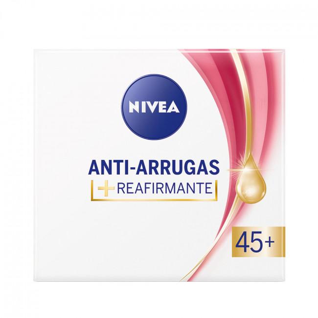 NIVEA FAC CR A/ARRUGA 45+X 50