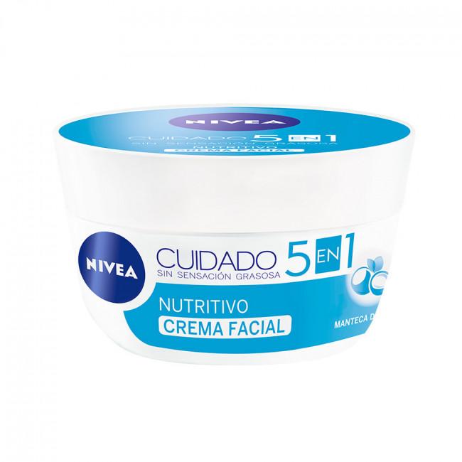 NIVEA CR CUID NUTRITI  X 50G