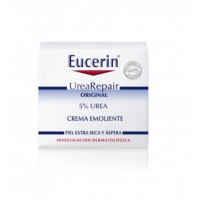 EUCERIN UREA 5% CREMA    X 75