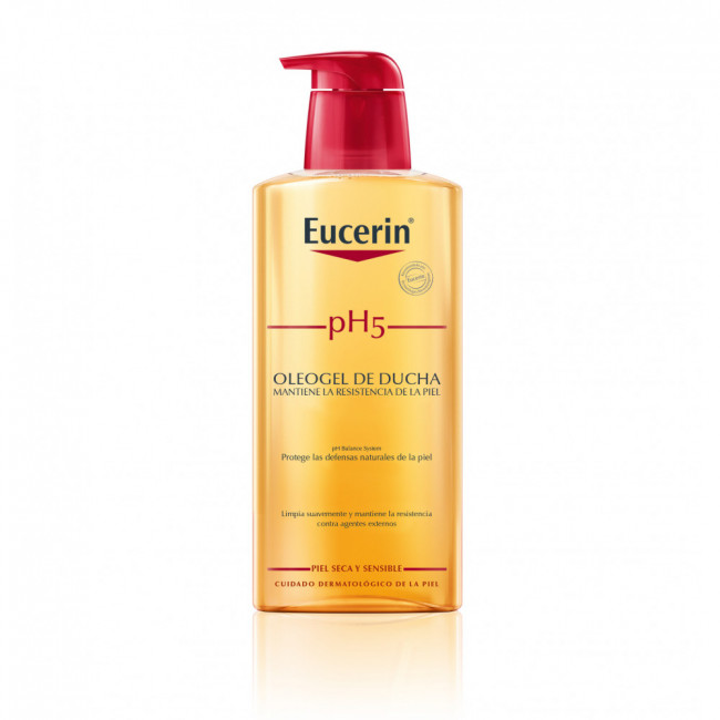 EUCERIN PH 5 ACEITE DUCHAX400