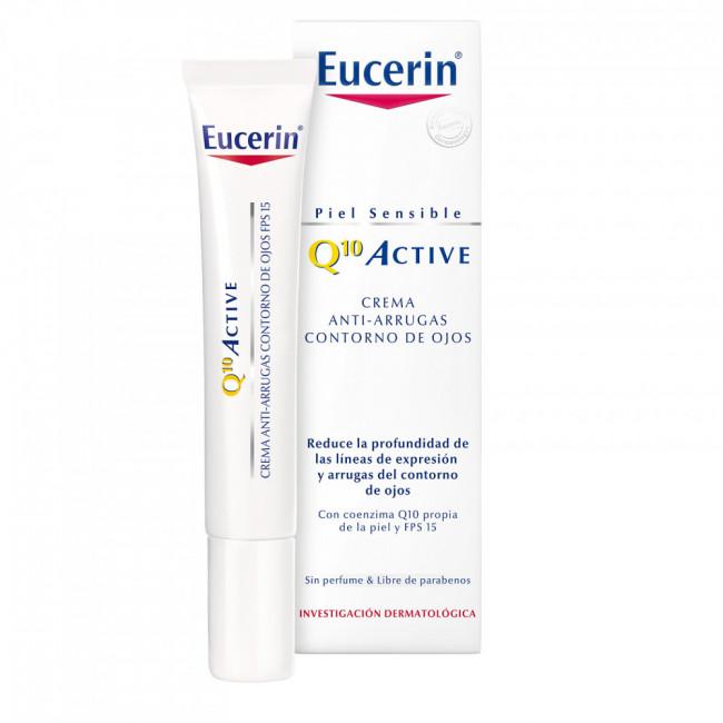 EUCERIN Q10 ACTIVE C/OJOSX 15