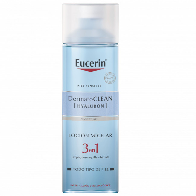 EUCERIN DERM CL LIMP 3E1 X200