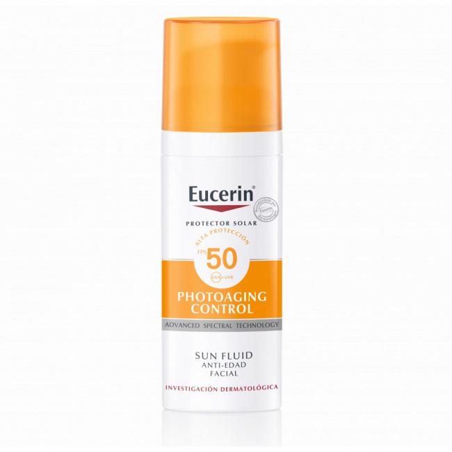 EUCERIN SOL 50 A/EDAD FLUX 50