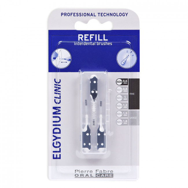 ELGYDIUM CLIN REP FLEX+T NEGR