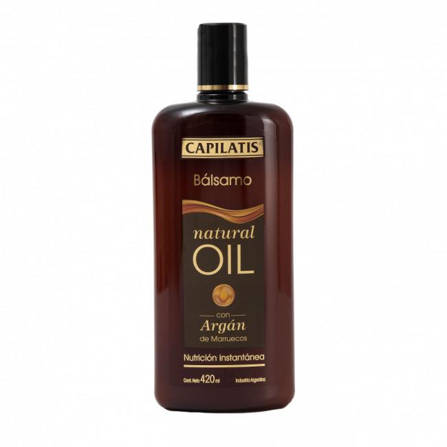 CAPILATIS BALS NAT OIL   X420