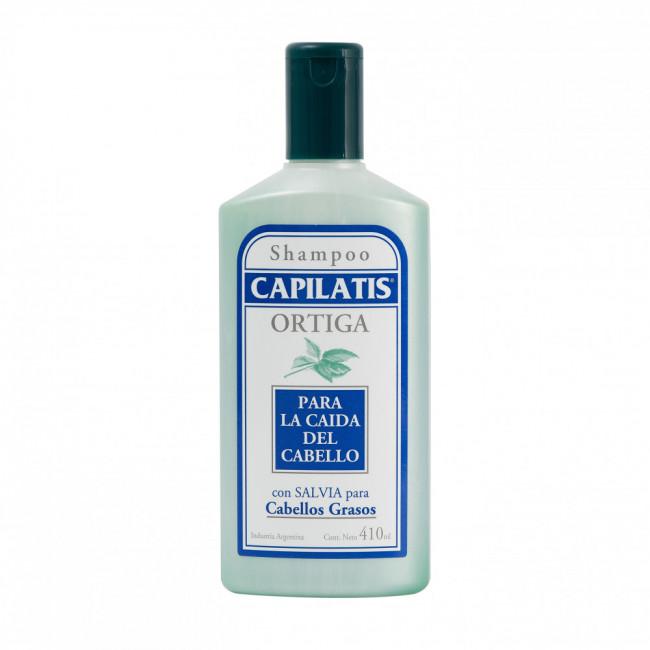 CAPILATIS ORTI SH GRASOS X410