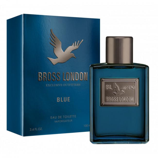 BROSS LONDON BLUE    EDT X100