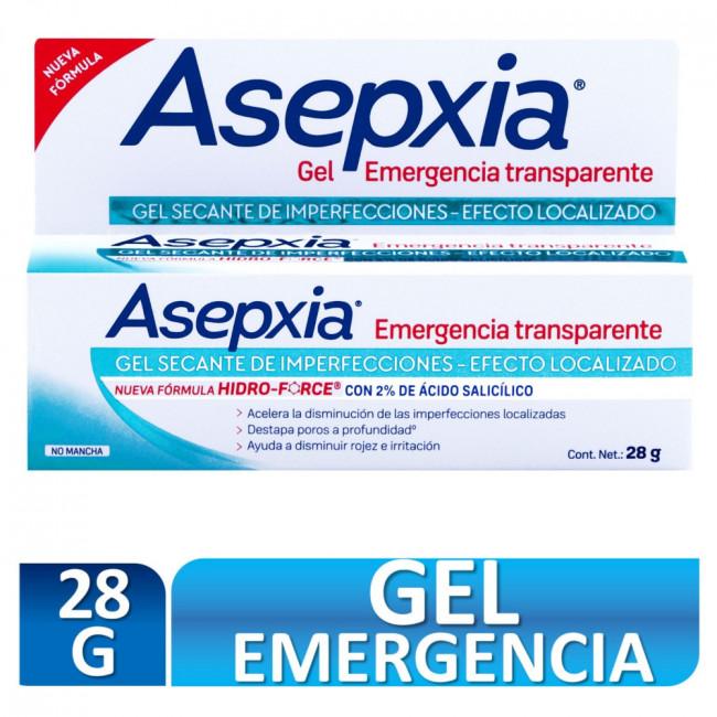 ASEPXIA EMERG SPOT TRANSPX 28