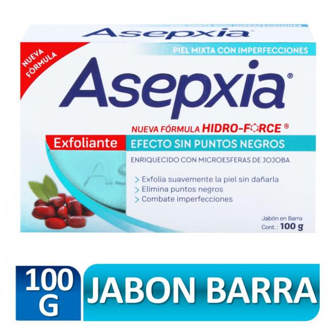 ASEPXIA JAB EXFOLIANTE HFX100