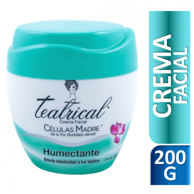 TEATRICAL CR HUMECTANTE X200G
