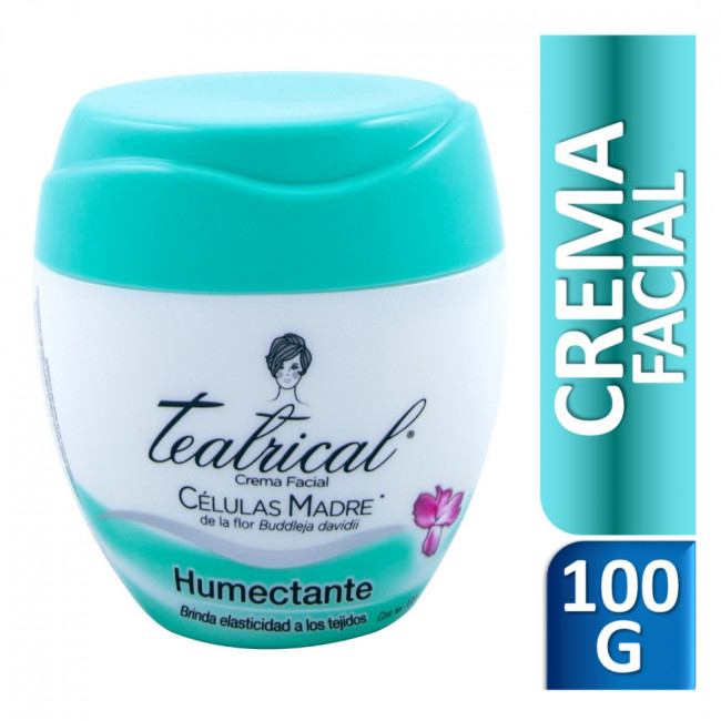 TEATRICAL CR HUMECTANTE X100G
