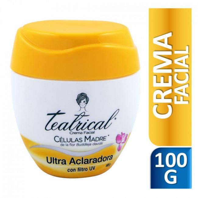 TEATRICAL CR ACLARADORA X100G