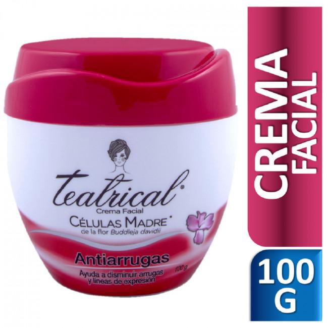 TEATRICAL CR ANTIARRUGA X100G