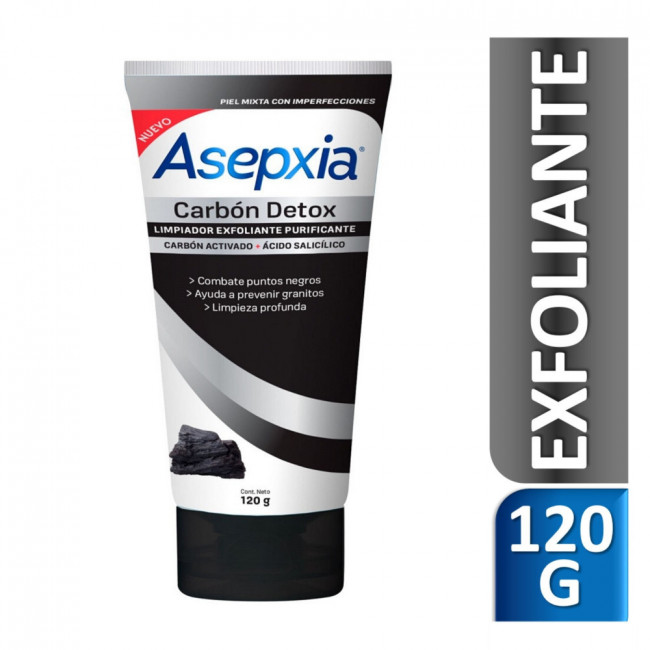 ASEPXIA CARBON GEL EXFOL X120