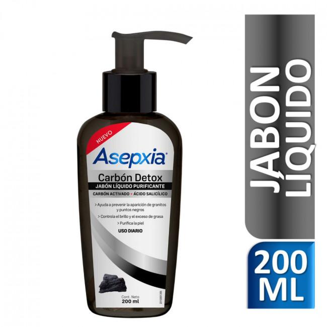 ASEPXIA CARBON JAB LIQ   X200