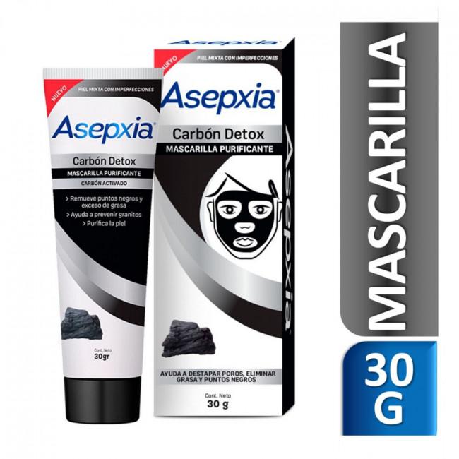 ASEPXIA CARBON MASC PEEL X 30