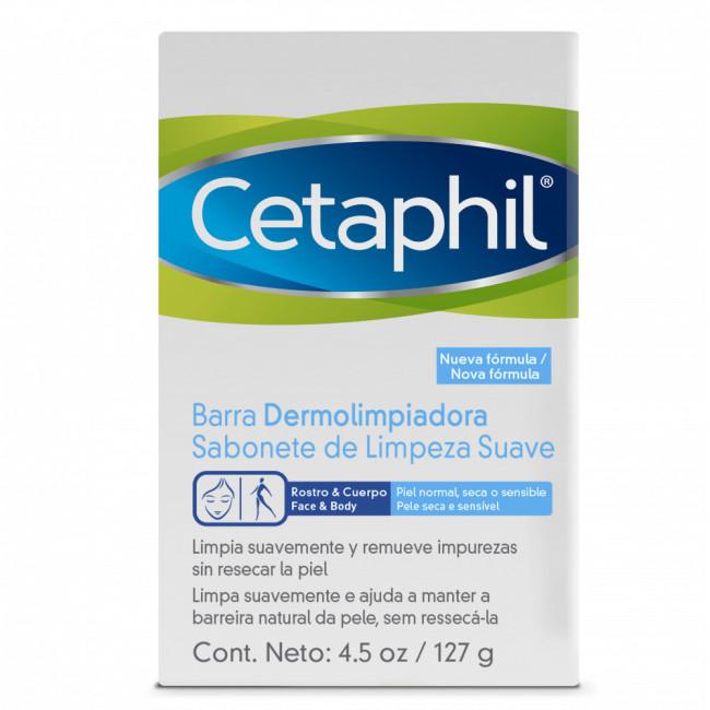 CETAPHIL BARRA LIMP   X 127G