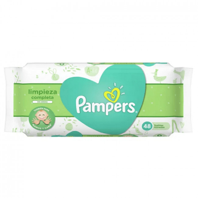 PAMPERS TOHU L/COMPL S/AROX48