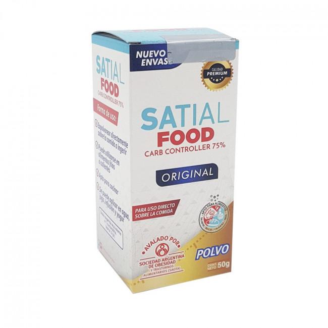 SATIAL FOOD PVO X 50G