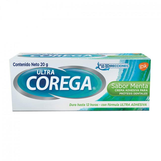 ULTRA COREGA CR MENTA    X20