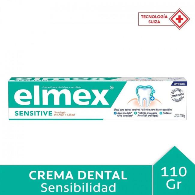 ELMEX DENT SENSITIVE  X 110GR