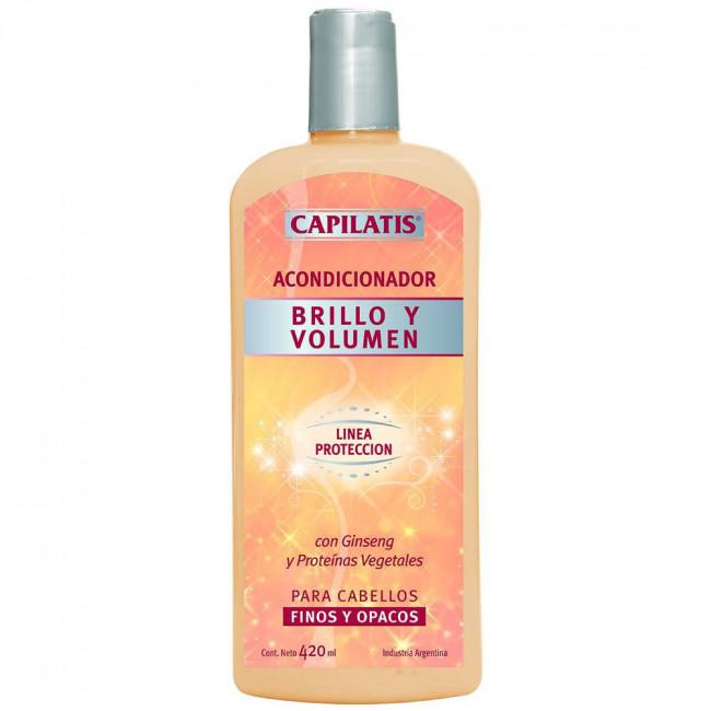 CAPILATIS PROT ACON B/VO X420