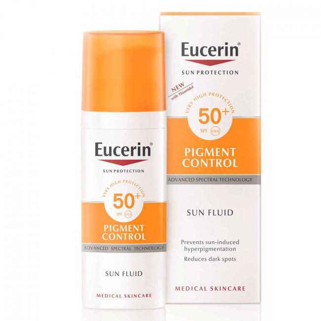 EUCERIN SOL 50 PIGMENT CTX 50