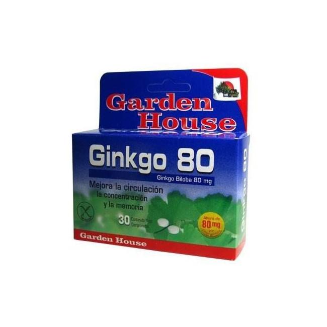 GARDEN.H GINKGO BI 80 COMPX30