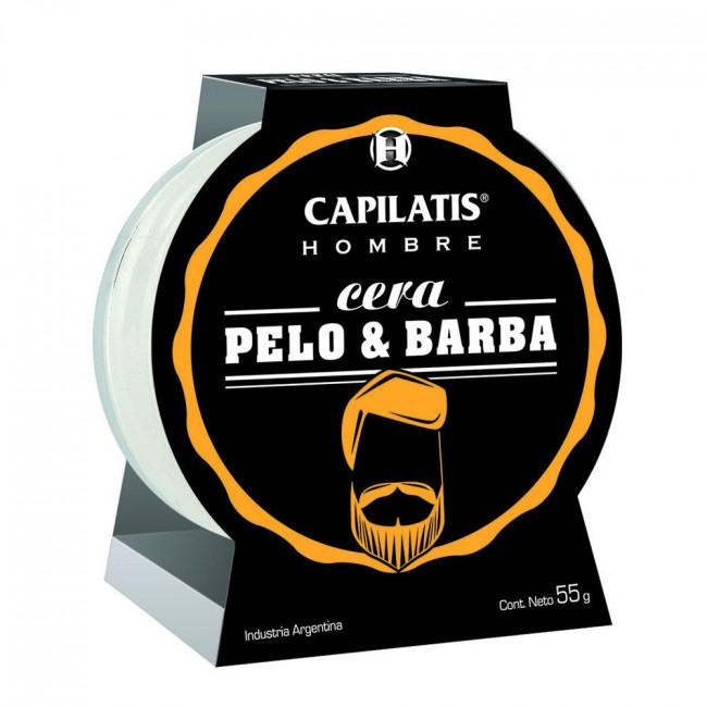 CAPILATIS HOMB CERA PE&BA X55