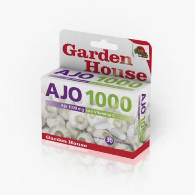 GARDEN.H AJO 1000+C COMP X 30