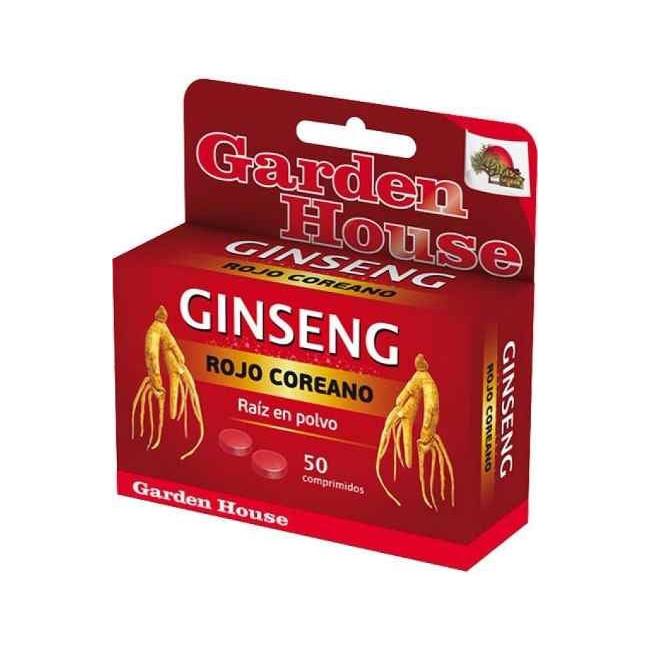 GARDEN.H GINSENG ROJO CAPSX50