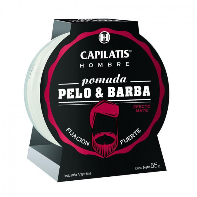 CAPILATIS POMADA PEL&BAR X200