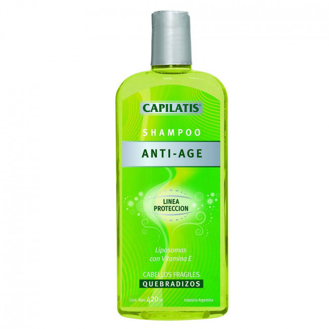 CAPILATIS PROT SH A/AGE  X420