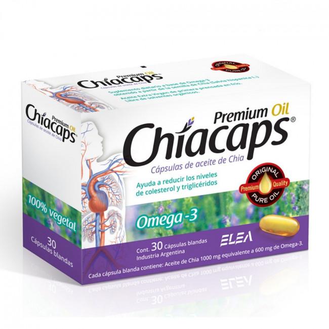 CHIACAPS PREMIUM CAPS X 30