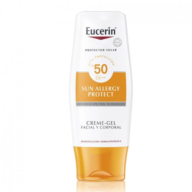 EUCERIN SOL 50 GEL ALERG X150