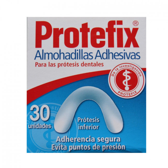 PROTEFIX ALMOH ADH INF X 30