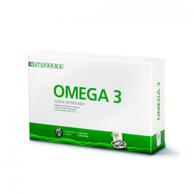 NATUFARMA OMEGA 3   CAPS X 60