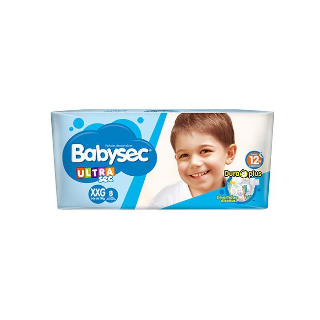 BABYSEC ULT/PROT STDP XXGDX 8