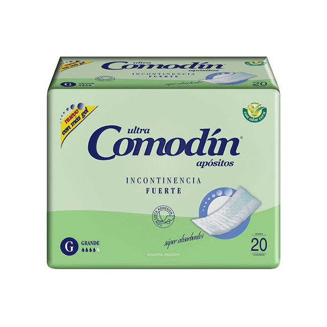 COMODIN APOS INCONT FTE   X20