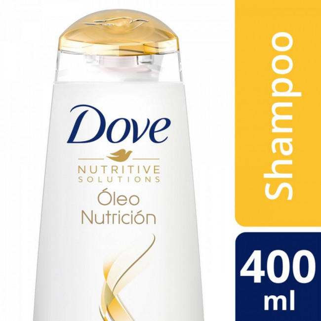 DOVE SH OLEO NUTRICION   X400