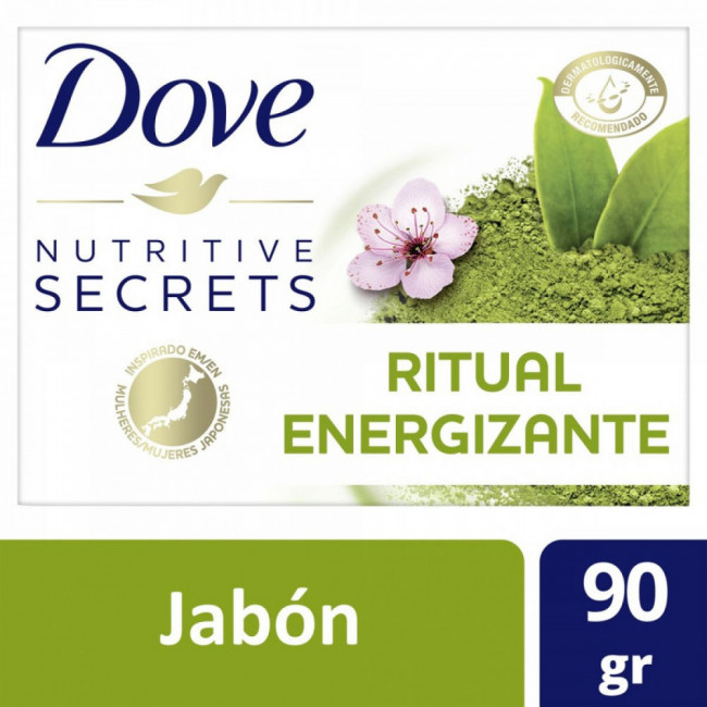 DOVE JAB RITUAL ENERGI X 90GR