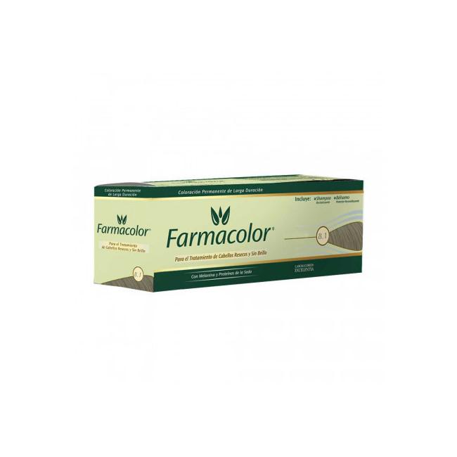 FARMACOLOR IND  8.1 RUBIO CLA