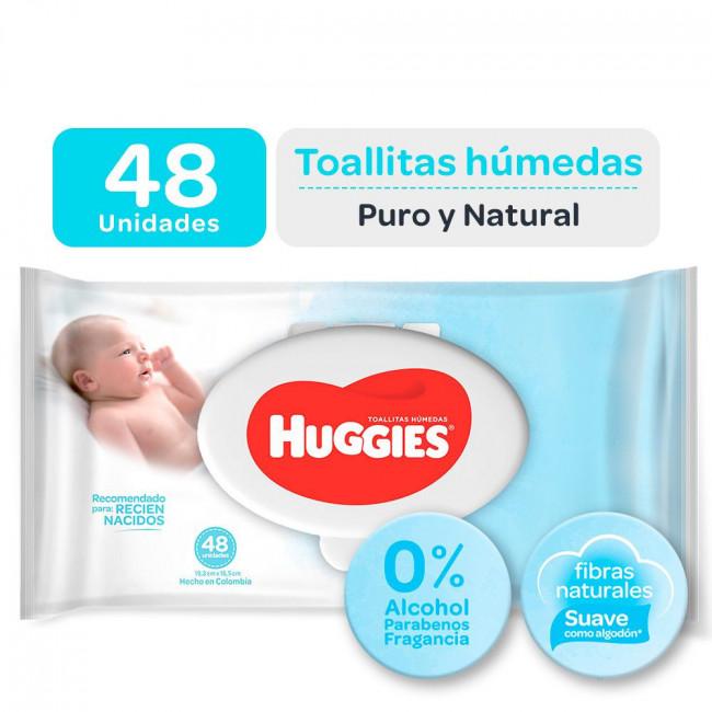 HUGGIES TOHU PURO&NATURAL X48