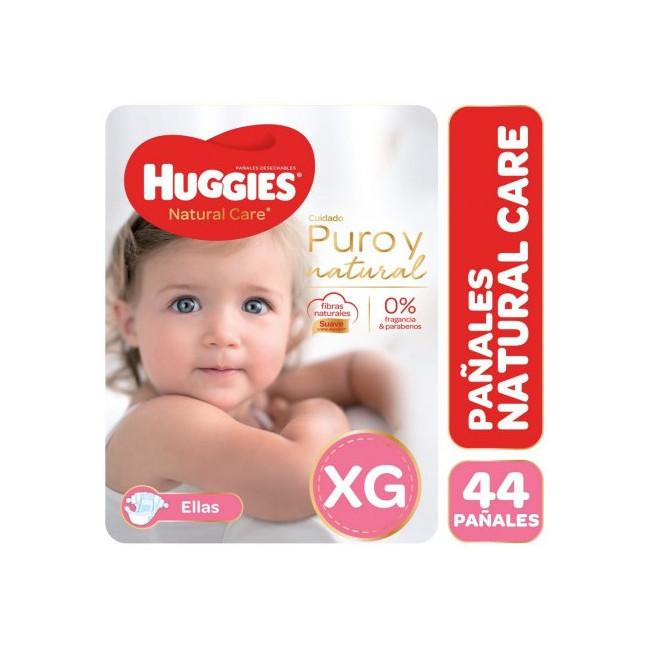HUGGIES N/C XG  SUP  ELLA X44