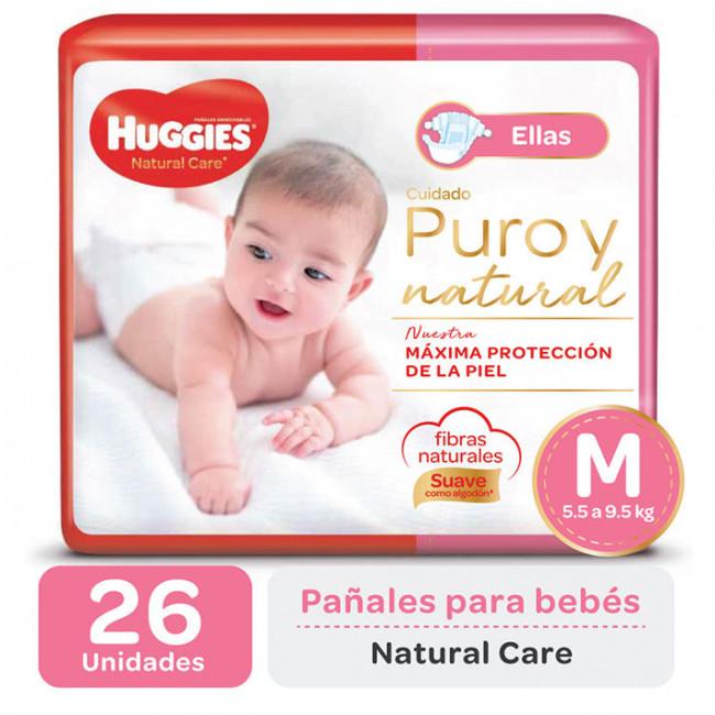 HUGGIES N/C MEGA ELLA M   X26