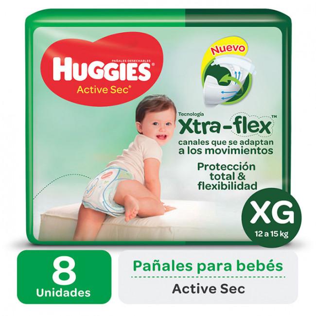 HUGGIES ACT SEC REG    XG X 8